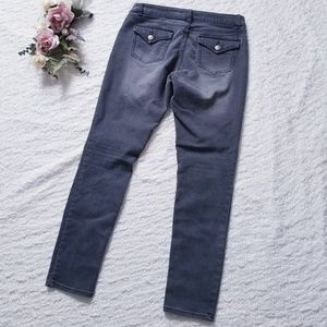D. Jeans New York Stretchy Skinny Casual Pants 12